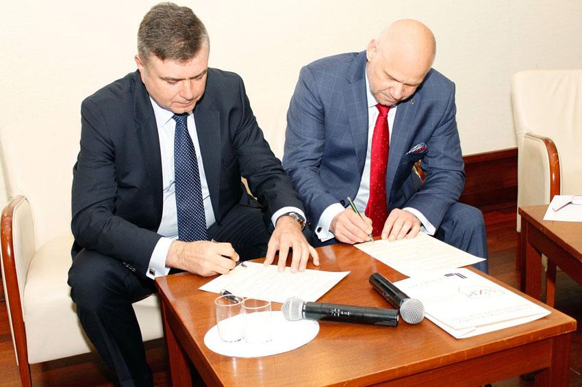Podpisanie listu intencyjnego powołującego do życia konsorcjum Energia dla Przemysłu