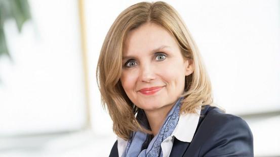 Katarzyna Byczkowska, nowa Dyrektor Zarządzająca BASF Polska