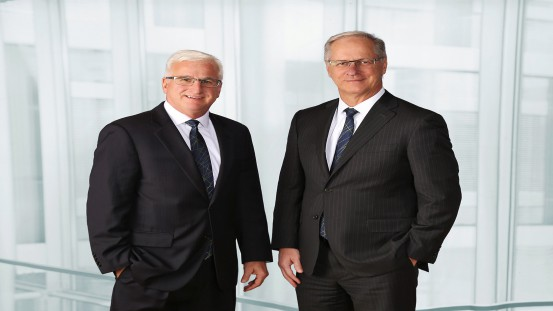 Paul Caprio (left) and Mark Sankovitch (right) to lead ENGEL North America.