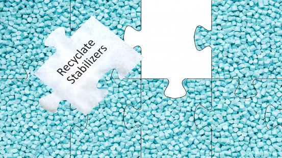 Recyclate stabilizers, a puzzle piece in the compounding of plastics.