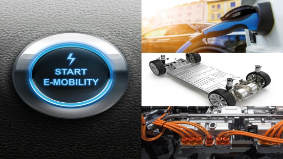 KRAIBURG TPE is focusing on the new mobility market – including e-mobility – with a broad range of thermoplastic elastomers.