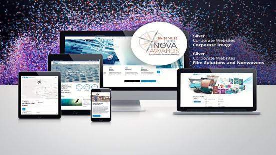 RKW's website has won two iNOVA Awards 2019 in silver.