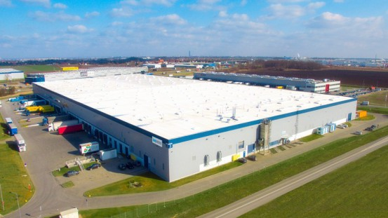 Fabryka Knauf Industries w Nowej Wsi Wrocławskiej.