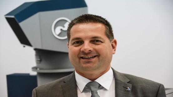 UMAC Geschäftsführer Markus Stölnberger (photo: EREMA)