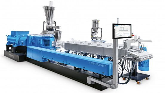 RenCom has chosen Coperion's ZSK twin screw extrusion technology to enable the production of RENOL®.