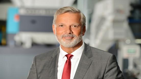 """Werner Berens: """"Mimo pandemii koronawirusa nasze przedsiębiorstwo w dalszym ciągu pracuje stabilnie""""."""