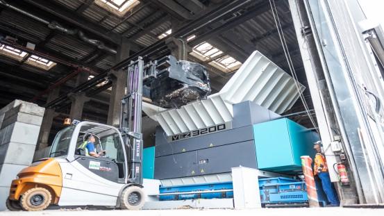 Vecoplan dostarcza nowoczesne rozwiązania z branży recyklingu.